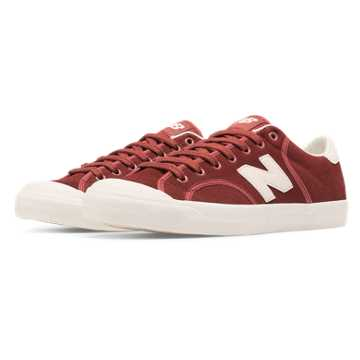 New Balance ProCourt Heritage Suede, Clay Red