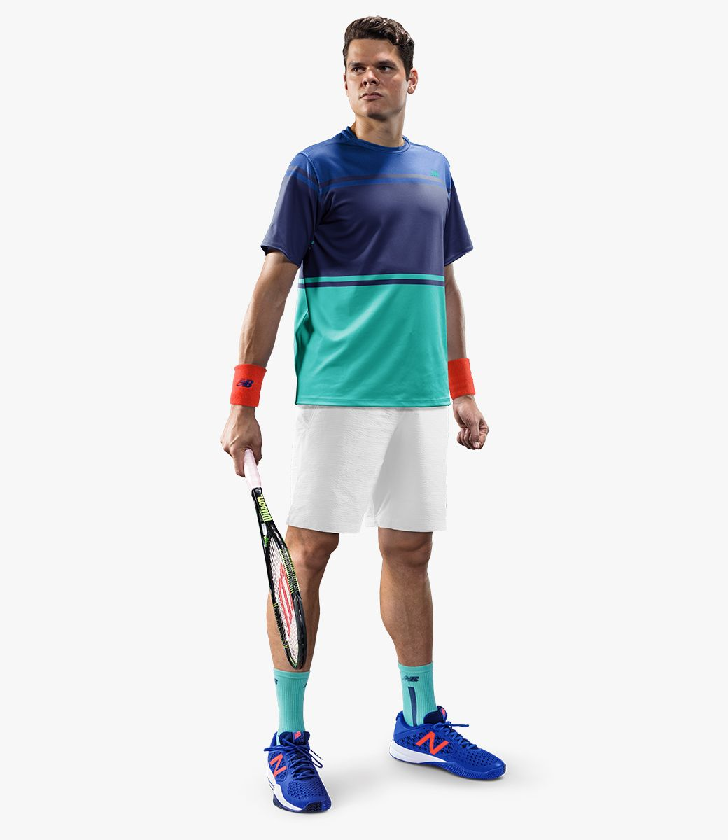 New Balance Mens Tournament Look,