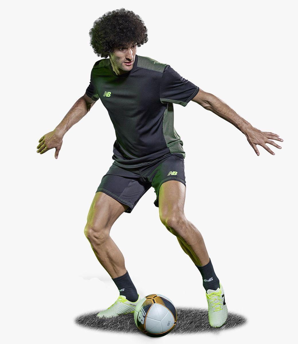 New Balance Mens Soccer Hub Play Hard Look,
