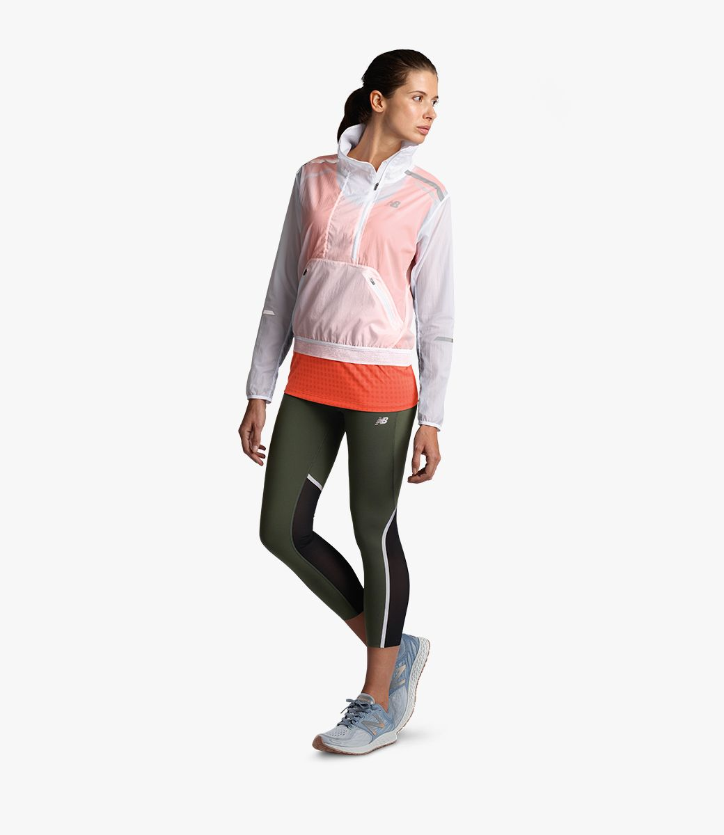 New Balance Womens March Fresh Foam Zante and D2D Run,