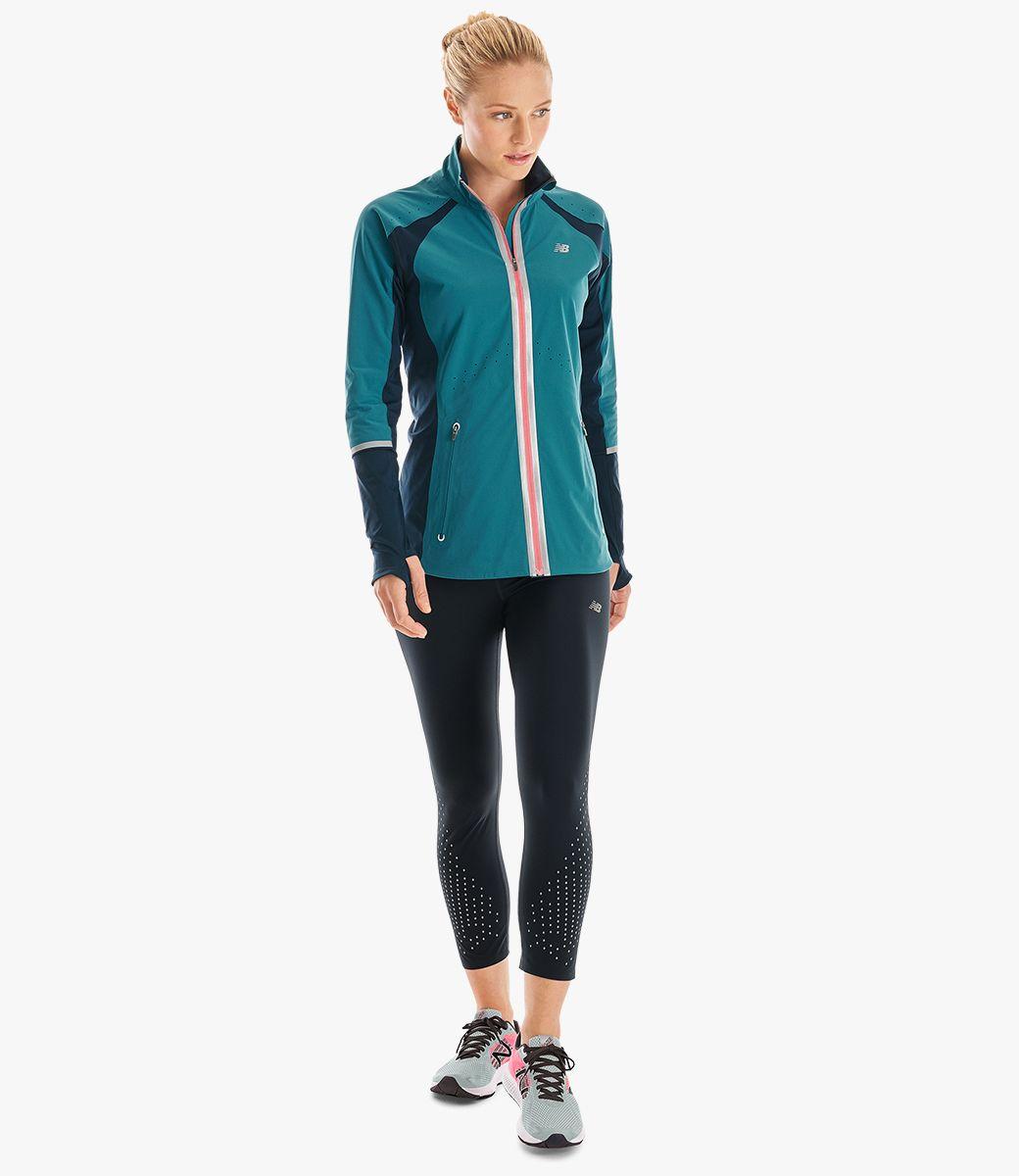 New Balance Womens Precision Run and Pacev2,