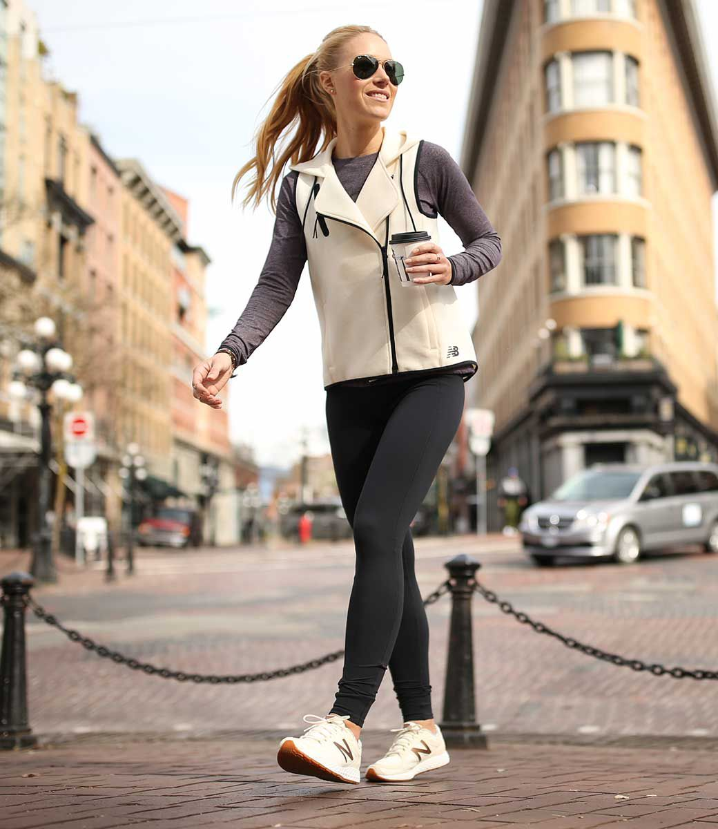 New Balance Womens Media September Lifestyle Look,