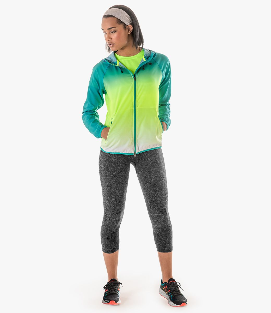 New Balance Womens Vongo and M4M Seamless Apparel,