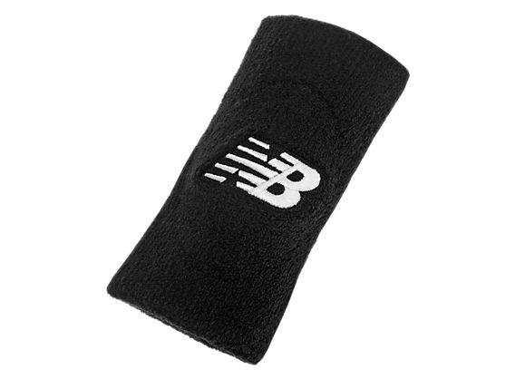 "Forearm Band 6"", Team Black with White"