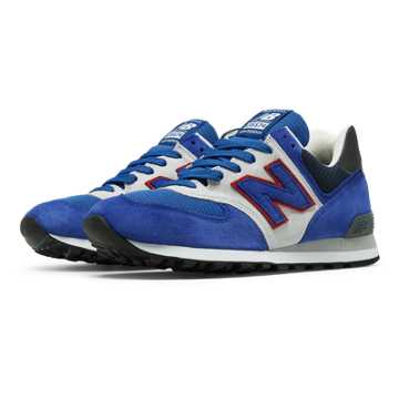 New Balance 574 Walk Off Toronto, Blue with White