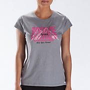 LU Move Mountains Tee, Athletic Grey