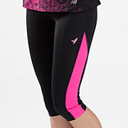 Komen Go 2 Capri, Black with Pink Glo