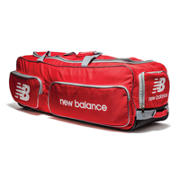 New Balance Cricket Club Wheely Bag, Red