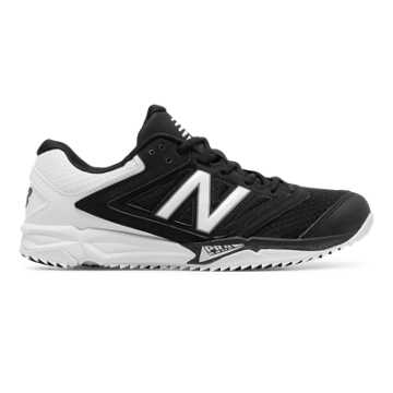 New Balance Turf 4040v1, Black with White