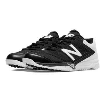 New Balance Turf 4040v1, Black with White