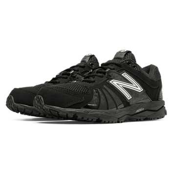 New Balance Turf 1000v2, Black with White