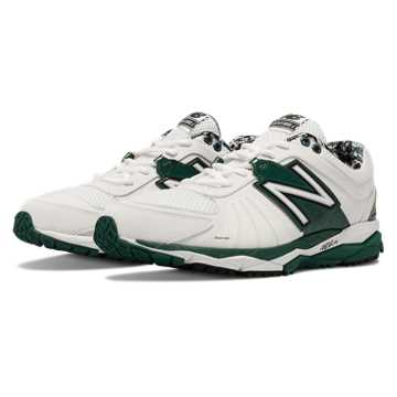 New Balance Turf 1000v2, Green with White