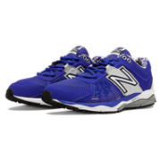 New Balance Turf 1000v2, Blue with Silver