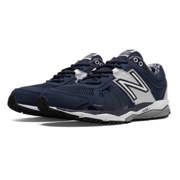 New Balance Turf 1000v2, Navy with Silver