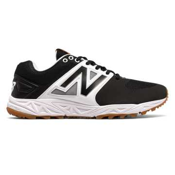 Turf 3000v3, Black with White