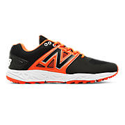 Turf 3000v3 (MTO), Black with Orange