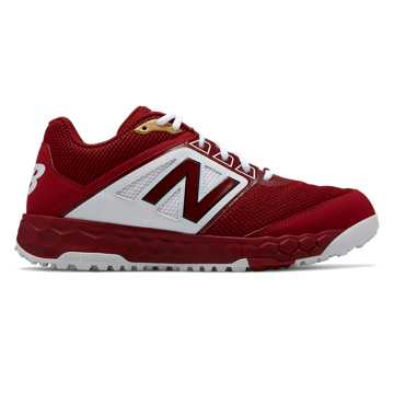 3000v4 Turf, Crimson with White