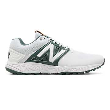 Turf 3000v3, White with Green