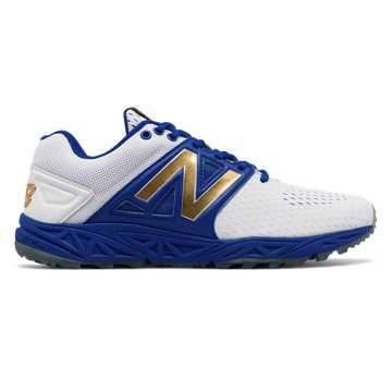 New Balance Turf 3000v3 Playoff Pack, Blue with White