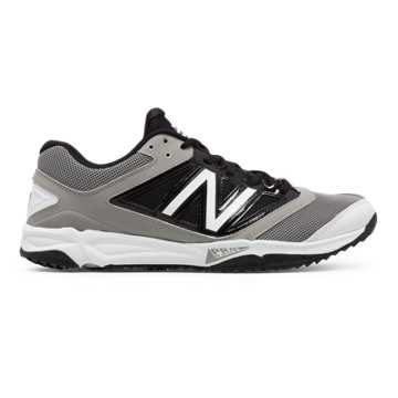 Turf 4040v3 Synthetic Mesh, Grey with Black