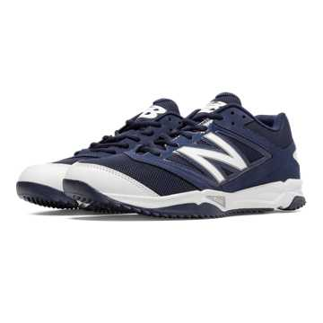 New Balance Turf 4040v3 Synthetic Mesh, Navy with White
