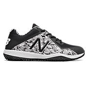 Pedroia 4040v4 Turf, Black with Grey