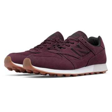 New Balance Trailbuster Classic, Burgundy with Black