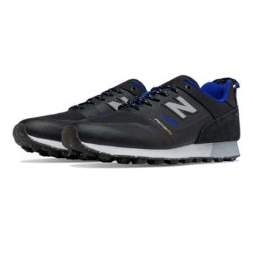New Balance Trailbuster Re-Engineered, Black with UV Blue