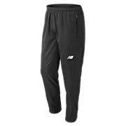 Men's Athletics Warmup Pant, Team Black