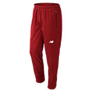 Men's Athletics Warmup Pant, Team Cardinal