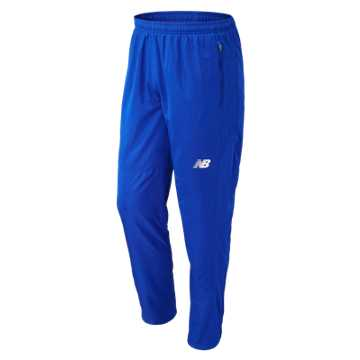 Men's Athletics Warmup Pant, Team Royal