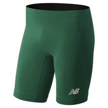 Men's Athletics Half Tight, Team Dark Green