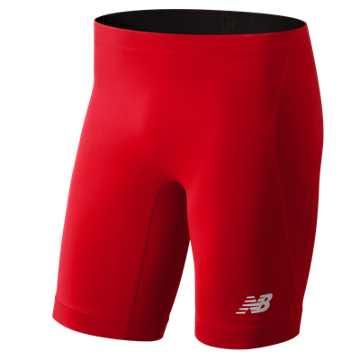 Men's Athletics Half Tight, Team Red