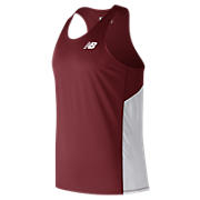 Men's Athletics Singlet, Team Cardinal