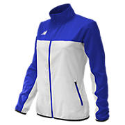 Women's Athletics Warmup Jacket, Team Royal