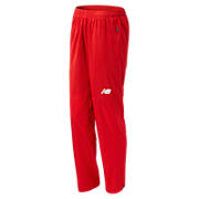 Women's Athletics Warmup Pant, Team Red