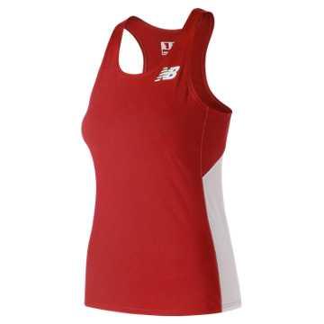 Women's Athletics Singlet, Team Red