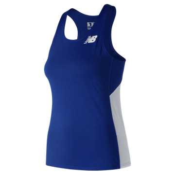 Women's Athletics Singlet, Team Royal