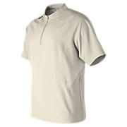 Short Sleeve Ace Jacket, Athletic Grey