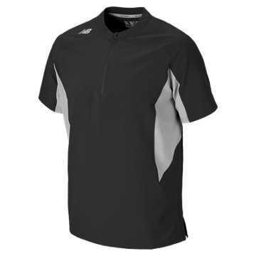 Short Sleeve Ace Jacket, Team Black