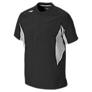 Short Sleeve Ace Jacket, Team Black