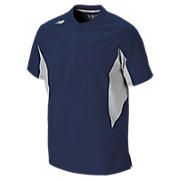 Short Sleeve Ace Jacket, Team Navy