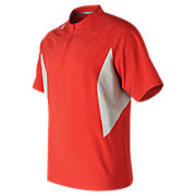 Short Sleeve Ace Jacket, Team Red
