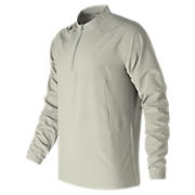 Long Sleeve Ace Jacket, Athletic Grey