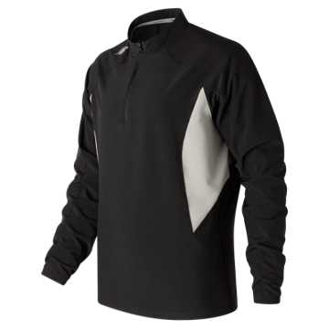 Long Sleeve Ace Jacket, Team Black