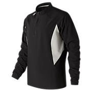 Long Sleeve Ace Jacket, Team Black