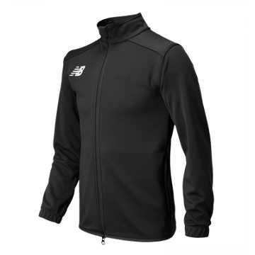 Men's NB Knit Training Jacket, Black