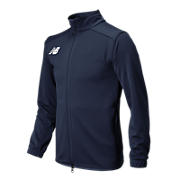 NB Knit Training Jacket, Navy