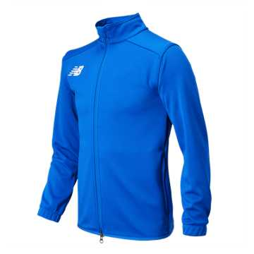Men's NB Knit Training Jacket, Royal Blue