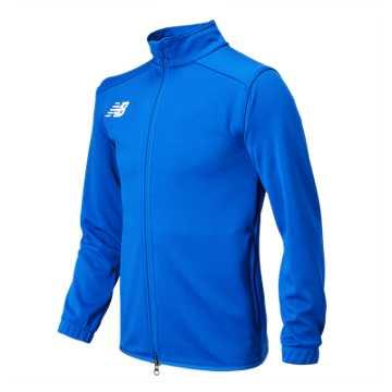 NB Knit Training Jacket, Royal Blue